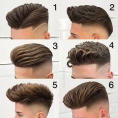 30 Trending Hairstyles For Men Haircut Tip, Fade Haircut, Trending Hairstyles For Men, Haircuts For Men, Hair And Beard Styles, Curly Hair Styles, Gents Hair Style, Quiff Hairstyles, Hair 2018