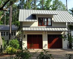 Garage Plans With 2-Bedroom Apartment, Two Car Garage Plans ...