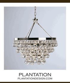 Flair Chandelier   Polished Nickel
