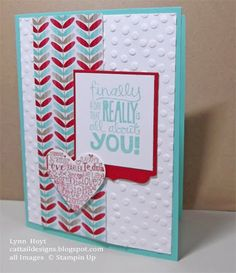 Cattail Designs: Mojo Monday 327, Stampin Up