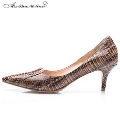 (75.00$)  Buy here  - Newest 2017 spring Snake Printed Sexy stilettos high heels Ladies Shoes Fashion Pointed Toe Party Prom Women Pumps 34-41