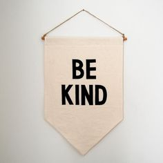 Be Kind - Banner