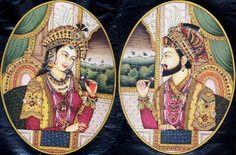 #ShaJahan #MumtazMahal  Su historia de amor fue la razón de la construcción del Taj Majal