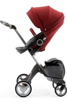 Free shipping and returns on Stokke 'Xplory® Stroller Summer Kit' Shade Set at Nordstrom.com. Stokke brings you a breezy summer kit to keep baby cool and sheltered while strolling in warm weather. The sun sail, parasol and hood feature built-in UPF 50 sun protection and look pretty while shielding your little one from sunny rays. The kit also includes a soft terry-cloth pram seat liner to wick away baby's sweat, while the rear-vented canopy lets in cooling breezes.