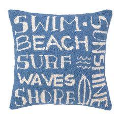 Surfer's Paradise Pillow