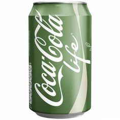 """【画像】【写真】""""緑のコカ・コーラ""""が話題に、ステビア使用の低カロリー版。 - ライブドアニュース"""