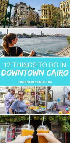 If you're looking for things to do in Downtown Cairo, check out our extensive list of 12 tourist and local activities to keep you fed and entertained.