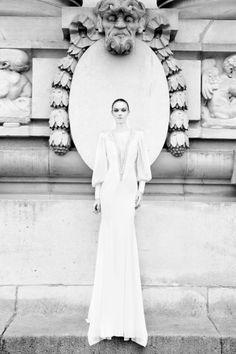 BERTA 2013 Bridal Collection. www.theweddingnotebook.com