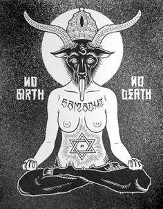 No birth No death