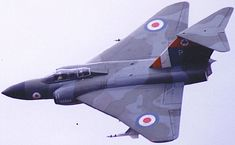 Gloster Javelin of 5 Sqn RAF