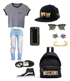 """""""Untitled #38"""" by nniyah ❤ liked on Polyvore"""