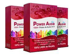Power Audio Pack
