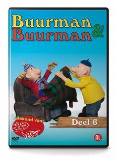 Buurman & Buurman DVD Deel 6 Buurman & Buurman