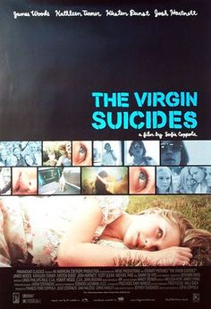 The Virgin Suicides- A compelling story about sisters... I thought it had a lot of depth!