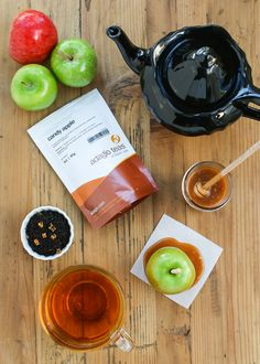 Adagio's Candy Apple Tea | Thirsty for Tea