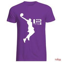dunk a basketballer lovers commemorative Man T-Shirt LeBron James T Shirts Men Sleeve Short Cotton Mens t shirt Tops Tee Shirt