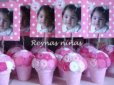 Souvenirs 1 año niña - Imagui