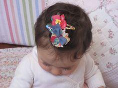 Sweet flowers handmade clips. beatrice.cianfrui@facebook.com