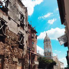Beautiful Casco Viejo.