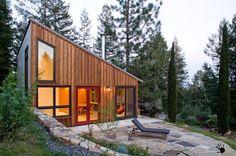 100 лучших идей дизайна: красивые дачные домики на фото