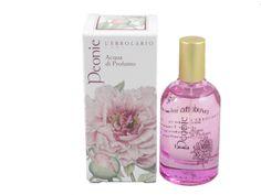 Peonie (Peony) Acqua di Profumo (Eau de Parfum) by L'Erbolario Lodi #Perfume #Floral