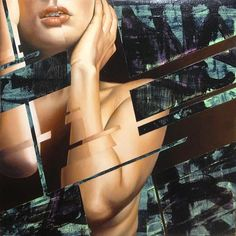 Paintings by James Bullough | http://ineedaguide.blogspot.com/2015/04/james-bullough.html | #art #paintings