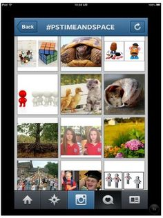 Using Instagram as a Therapy Tool! - Pinned by @PediaStaff – Please Visit  ht.ly/63sNt for all our pediatric therapy pins