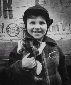 Rebecca Lepkoff, Lower East Side New York 1948