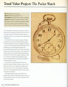 """Great Book of Woodburning"",  Wood Burning Patterns Book by L. S. Irish"