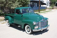 THIS is the Chevy of my Dreams  1951-Chevy-pickup