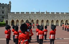 Windsor Castle is a wonderful day trip from London. This was The Queen's official residence and the world's largest occupied castle. Explore the castle with us including watching a special Changing of the Guards.