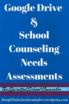 As school employees we hear about data regularly. This can seem like a daunting topic for schools counselors. At my middle school we had two new counselors, myself included, and one who has been at...