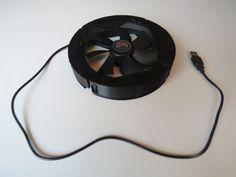 Portable Laptop Cooler - project3dprint