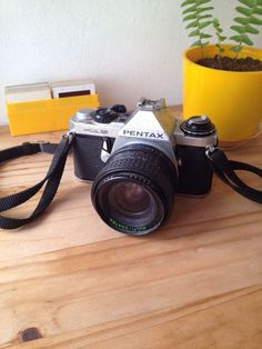 Câmera Analógica Pentax ME Super - 35 mm