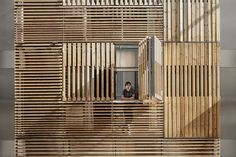 Residential Building In Barcelona - Picture gallery