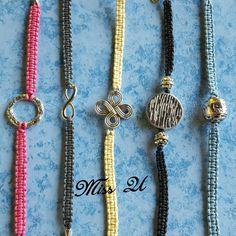 Missing U, Beaded Bracelets, Jewelry, Fashion, Moda, Miss You, Jewels, Fashion Styles, Pearl Bracelets