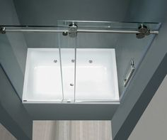 Mordern Stainless SLIDING GLASS SHOWER DOOR HARDWARE BARN DOOR HARDWARE modern interior doors