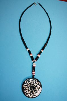@BlackCoral4you Black Coral-Spondylus and Sterling Silver / Coral Negro-Spondylus y Plata de Ley  http://blackcoral4you.wordpress.com/