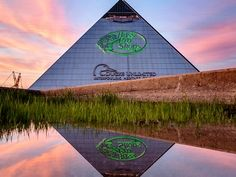 Bass Pro Shops Opens in The Pyramid in Memphis - Just visited - WOW this is a destination now even has a lodge which I WILL be staying in sometime in the near future.