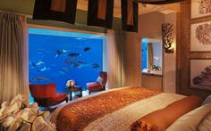 Underwater hotels: The Fab Five!  #Travel  #Hotels  #Underwater