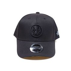 7c169668dca Black Panther Baseball Cap Black Logo Official Marvel Bla...  blackpanther   wakandafashion  wakandaforever  wakanda