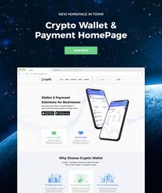 Buy Cryptic - Cryptocurrency WordPress Theme by modeltheme on ThemeForest. Cryptic is the perfect fit for both novices and experts of the cryptocurrency exchange market, and it is sure to bec. Cryptocurrency, Wordpress Theme, Marketing, Wordpress Template