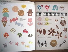 this little booklet, only 38 small pages, has so many designs for you to use to make your own rubber stamps! the designs are intended for you to use them with rubber stamp carving soft plastic, and there are several sheets of transfer paper also incl stampcollecting    Please Help Me Out   Checkout some ads   only if they interest you.   Thanks For Click on the   stampcollecting.forallup.com