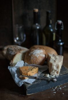 Bread and Cheese without reflector