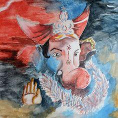 Best Ganesh painting 2016