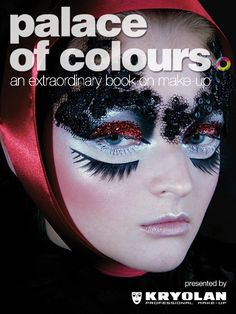 Palace of colours by Kryolan!