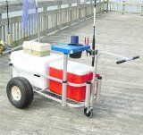Fishing on pinterest catfish bait fishing and bait for Fishing carts for sale