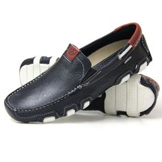 Mocassim Masculino 9314-NNP Mens Shoes Boots, Men's Shoes, Shoe Boots, Dress Shoes, Leather Loafers, Loafers Men, Tenis Casual, Driving Shoes, Kinds Of Shoes