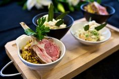 Our Menus - Wedding and Corporate Party Caterers - Tapenade Exclusive Cuisine