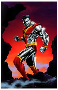 Colossus - Damon Bowie